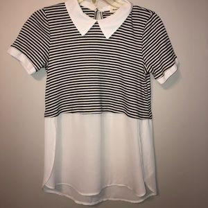 *3 for 25$*Collard T-shirt